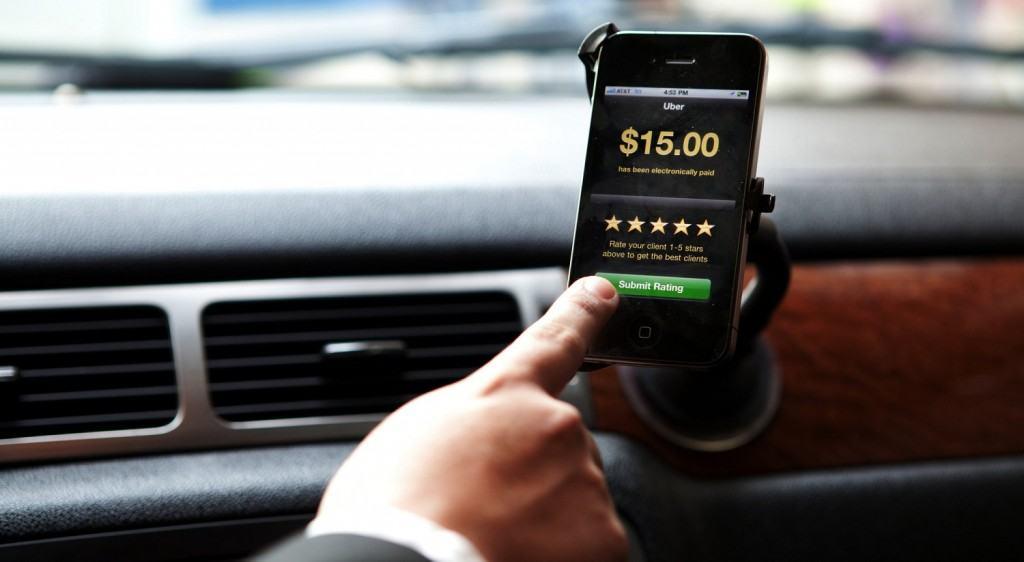 Como Funciona o Pagamento uber