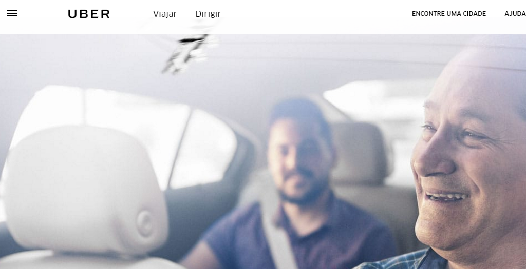 uber como trabalhar