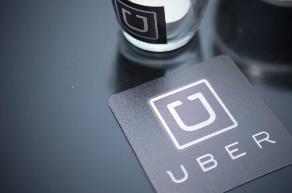 uber empresa