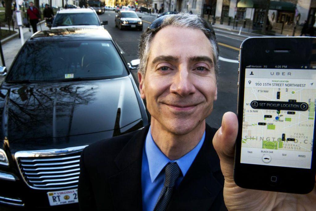 Uber tem Quantidade de Horas Mínimas Exigidas