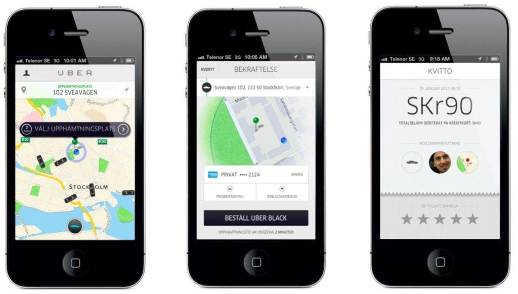 uber motoristas