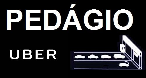 Pedágios na Uber