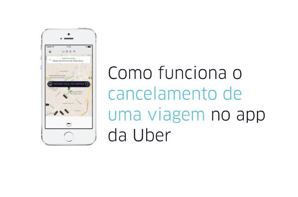 Como Cancelar uma Viagem Uber
