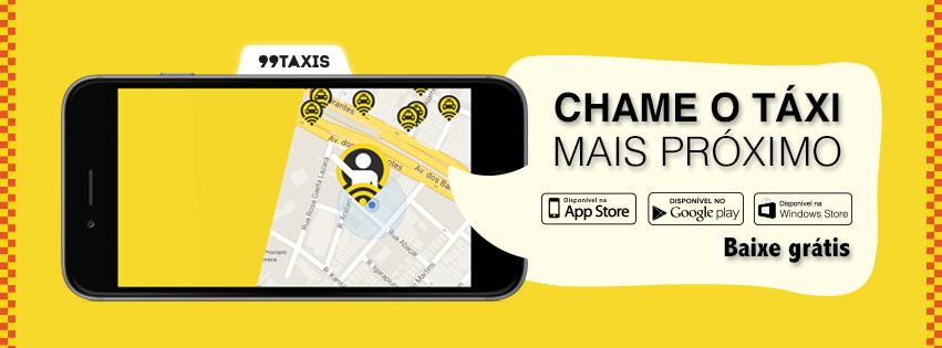 f019cbd54551 99 TAXI → Como ser um parceiro? Descontos, Baixe o App!