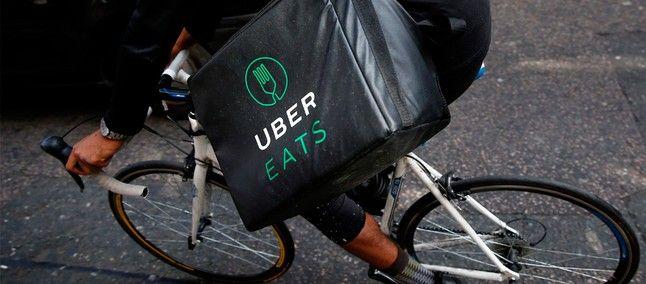 Bicicleta Uber Eats