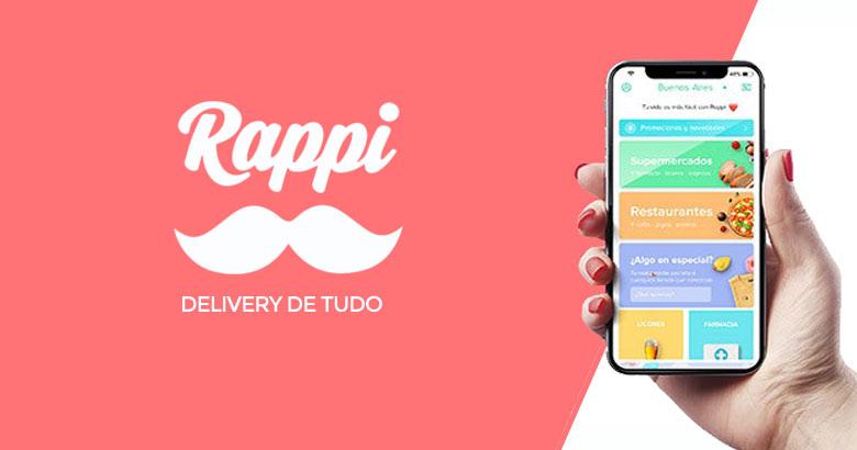 Como se tornar um entregador Rappi