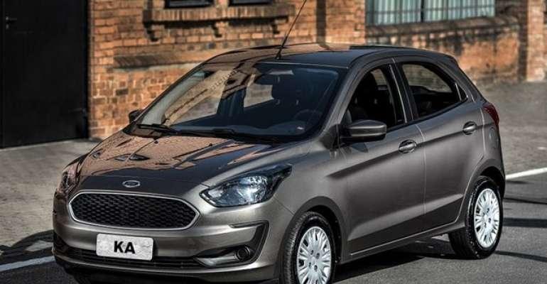Carros para trabalhar na Uber Select Ford Ka SE 1.0