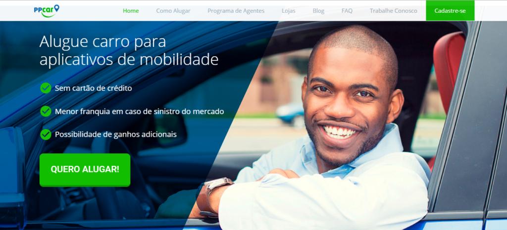 Locadoras no Rio de Janeiro Parceiras Uber