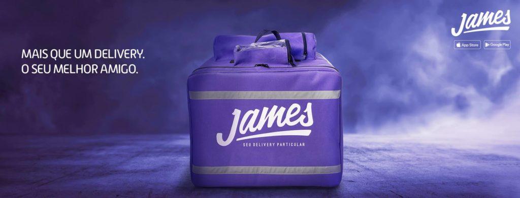 Aplicativo James Delivery