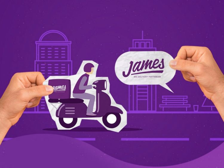 James Delivery Cidades