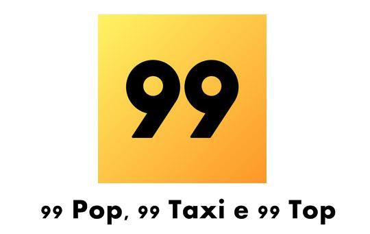 99POP, 99TAXI e 99TOP