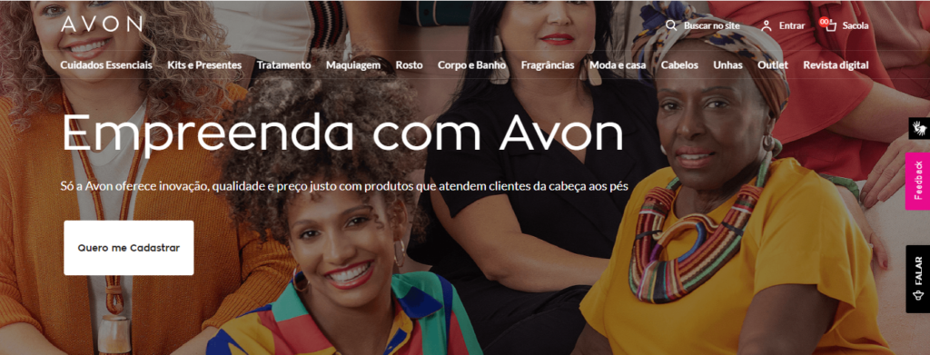 Revendedora Avon